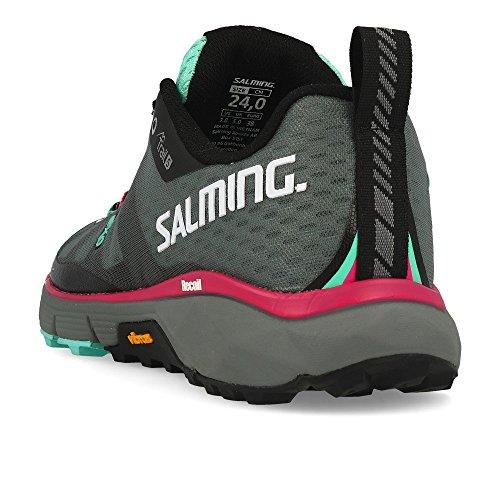 Trail Shoe Black Salming Grey 5 Grey Women E4wxxdq1