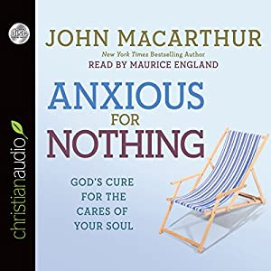 Anxious for Nothing Audiobook