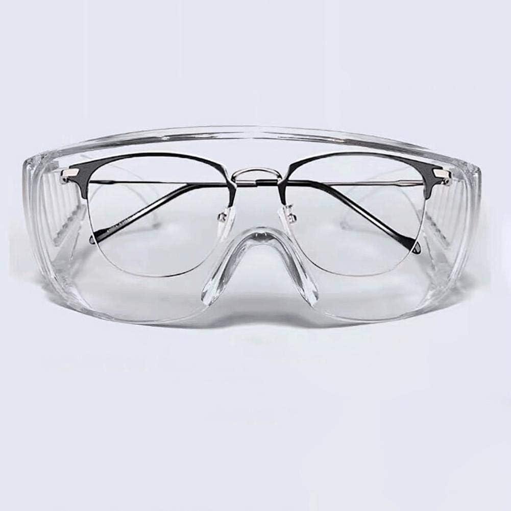 cypressen Schutzbrille Vollsichtbrille /Überbrille Schleifbrille Motorradbrille Schutzbrille f/ür Brillentr/äger Kristallklarer Augenschutz Atmungsaktive Schutzbrille f/ür Unisex