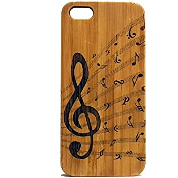 Amazon Treble Clef Iphone 5 Iphone 5s Or Iphone Se Casecover