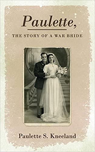 Authoritative answer, with the war bride story think