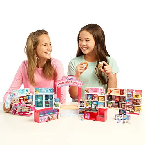 Shopkins Real Littles Cutie O'S Mini Mega Mart
