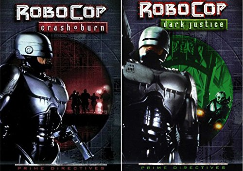 robocop robocop the series the chatterbot collection