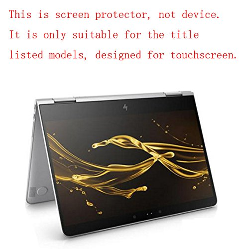 Anti-Glare Laptop Screen cover guard protector For 2016 NEW HP X360 Spectre 13-W013DX W023dx 13.3-inch touchscreen