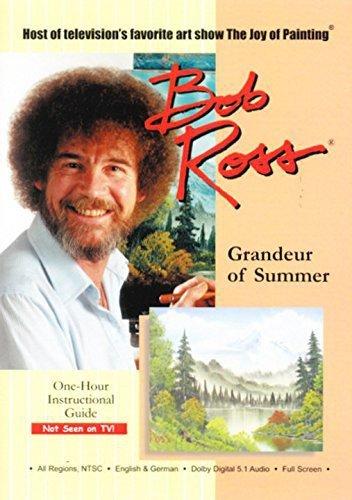 (Bob Ross The Joy of Painting: Grandeur of Summer)