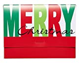 American Greetings Christmas Gift Card Holder, Red 'Merrry Christmas'