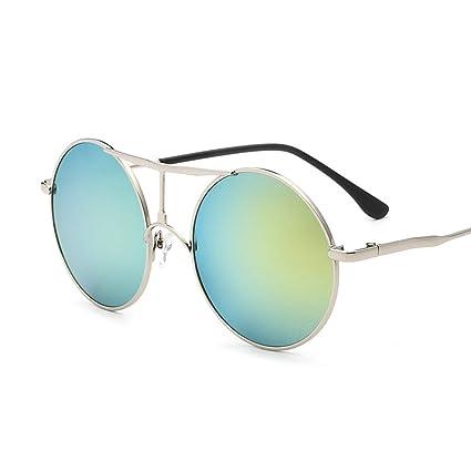 XW Gafas Gafas de Sol Redondas Personalizadas Trend Gafas de ...