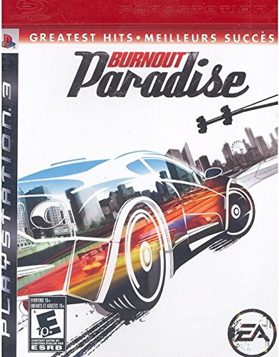 Burnout Paradise - Playstation 3 by Electronic Arts