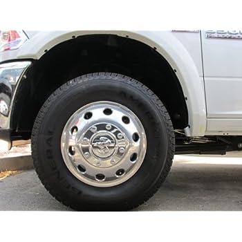 Amazon.com: Dodge Ram 3500 Chrome Rear Dually Center Hub Center Cap