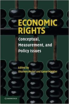 Book Economic Rights: Conceptual, Measurement, and Policy Issues