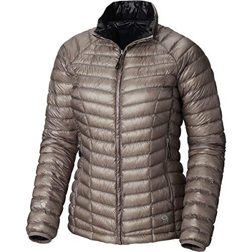 Mountain Hardwear Ghost Whisperer Reversible Jacket - Women's Mystic Purple/Black, M - Ghost Whisperer Down Jacket