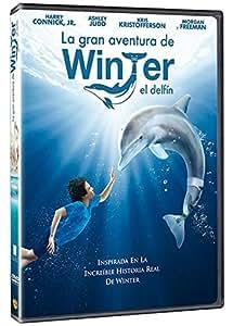 La Gran Aventura De Winter El Delfín [DVD]