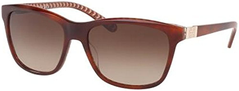 14e15e0034e4 Amazon.com: Tory Burch Women's 0TY7031 57mm Tortoise/Orange Zigzag/Dark  Brown Gradient One Size: Clothing