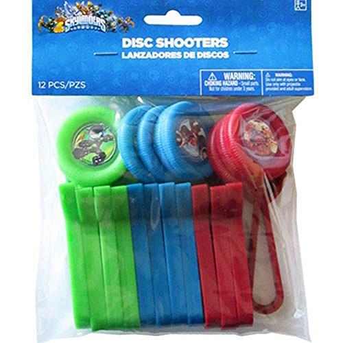 Skylanders Disc Shooters / Favors (12ct)