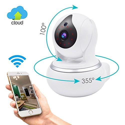 Wireless IP Security Camera, GERI WIFI Surveillance indoor c