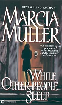 While Other People Sleep (Sharon McCone Mysteries) 0446607215 Book Cover