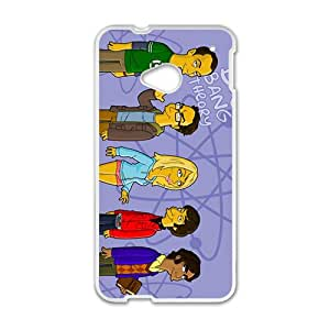 HGKDL Cartoon The Big Bang Theory Design Personalized Fashion High Quality Phone Case For HTC M7