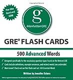 500 Advanced Words, 1st Edition, Manhattan GRE Staff, 1935707604