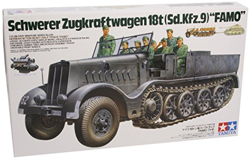 Cbl Plate - Tamiya German 18T Heavy Half Track