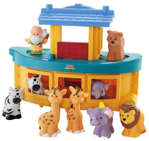 Fisher Price Little People Noahs Playset