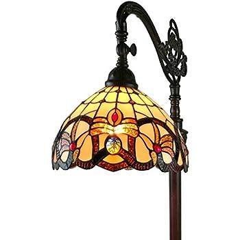 Dale Tiffany Tf101115 Boehme Downbridge Floor Lamp