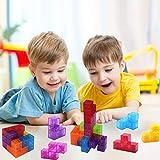 WorWoder Kids Magnetic Building Blocks Magic