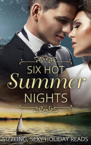 book cover of Six Hot Summer Nights