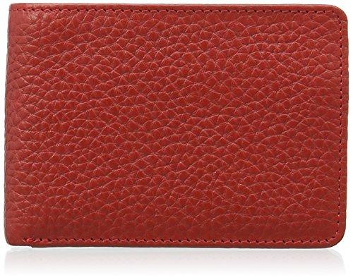 Leonhard Heyden Porte-carte de crédit, rouge (Rouge) - - Porte Rouge