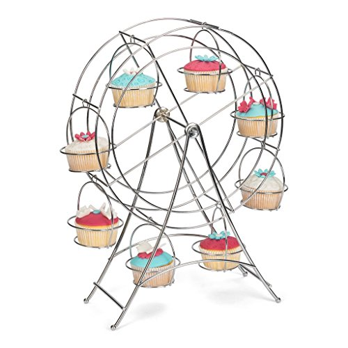 patisse Baking Cupcake Stand 41 cm, Multi Colour, One Size