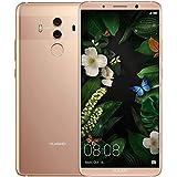 Huawei Mate 10 Pro (BLA-L29) 6GB / 128GB 6.0-inches LTE Dual SIM Factory Unlocked - International Stock No Warranty (Pink Gold)
