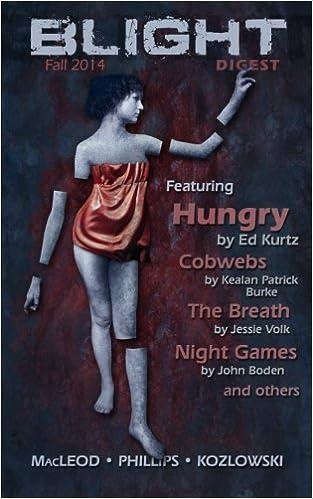 Blight Digest (Fall 2014) by Ed Kurtz (2014-10-26)