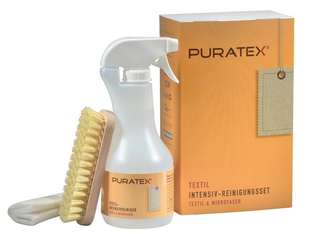 Puratex Textil Intensiv-Reinigungs-Set, 500 ml LCK Möbelpflege