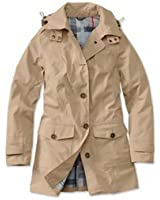 Barbour Creran Women's Waterproof Jacket - Stone, Size US 10
