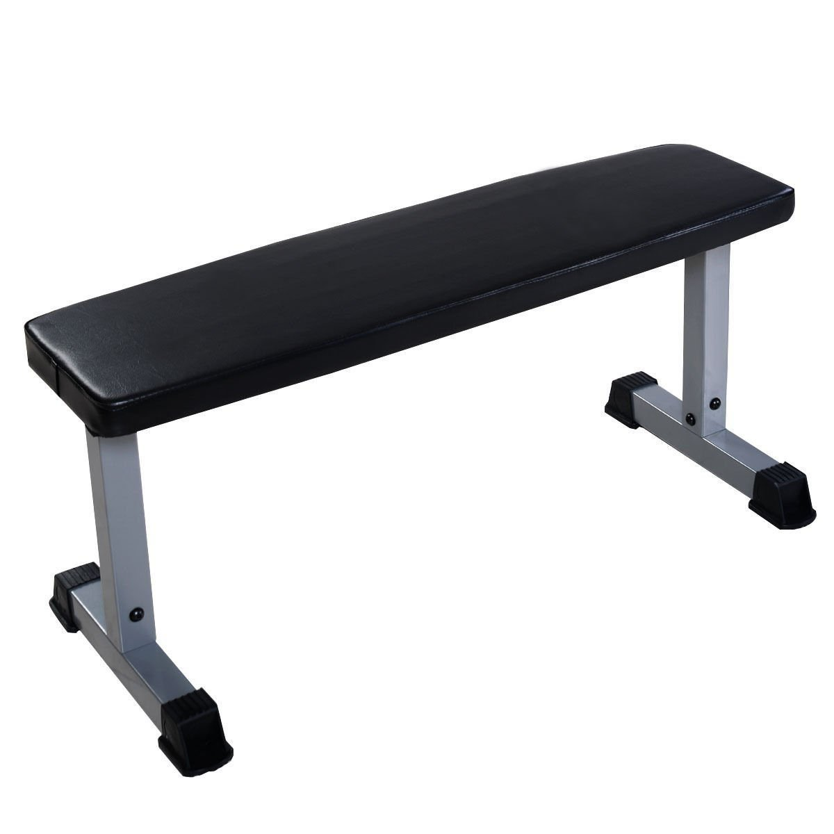 Sportstorm Strength Multi-Purpose Utility Flat Bench Max Weight Capacity 440LBs (SP34822) by Sportstorm