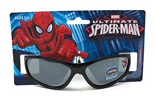 0f7c91485480 Marvel Spider-Man Kid's Sunglasses in Black - 100% UV Protection - Buy  Online in UAE. | Apparel Products in the UAE - See Prices, Reviews and Free  Delivery ...