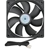 Insignia - 120mm Case Cooling Fan