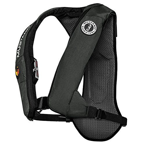 (Mustang Survival Corp Elite Inflatable PFD (Auto Hydrostatic),)
