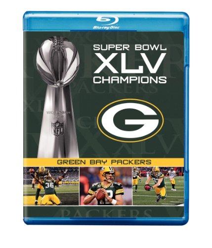 NFL Super Bowl XLV Champions: Green Bay Packers [Blu-ray]