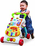 Winfun Grow With Me Musical Walker, Baby & Kids Zone