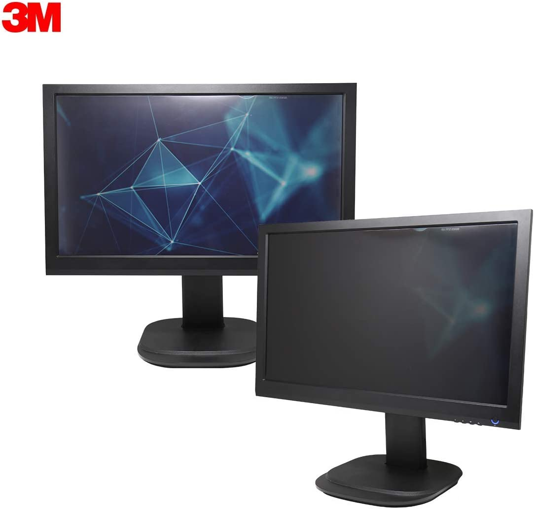 """3M Privacy Filter for 24/"""" Widescreen Monitor PF240W9B"""