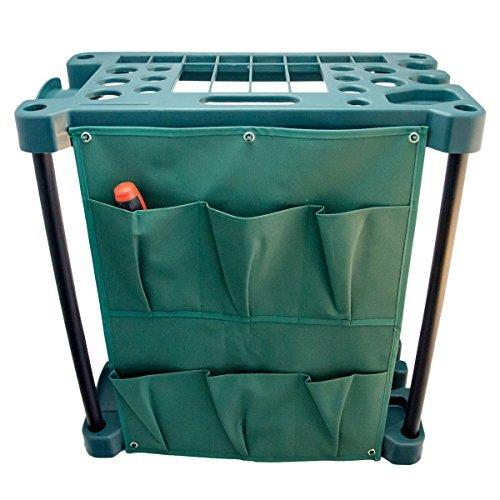 KCT Garden Tool Storage Organiser Rack 5060345216943