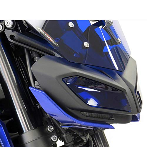 FATExpress Motorrad Kunststoff Frontscheinwerfer Protector Linsenkopf Lampenschutz Abdeckung Schutz f/ür 2017-2018 Yamaha MT FZ 09 FZ09 MT09 MT-09 FZ-09 17-18 Blau