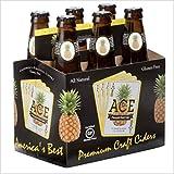 Ace Pineapple Hard Cider, 6 pk, 12 oz