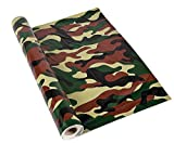 camouflage table cover - 100 ft. x 40