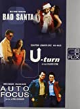 Bad santa / U Turn / Autofocus - Coffret Flixbox 3 DVD