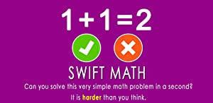 Swift Math - Freaking Hard Problem Solving Brain Game from Minh Nguyen