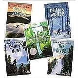 Complete Hatchet Set (Hatchet~The River~Brian's Winter~Brian's Return~Brian's Hunt)