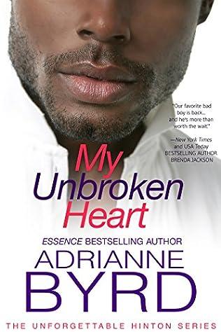 book cover of My Unbroken Heart