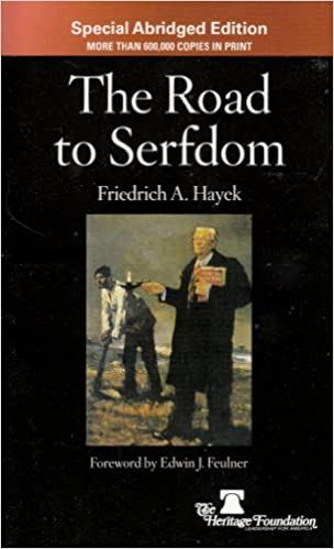 Road To Serfdom Epub