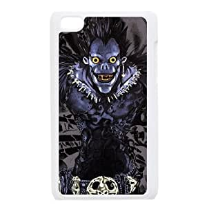 Death Note iPod Touch 4 Case White DIY Gift zhm004_0458147